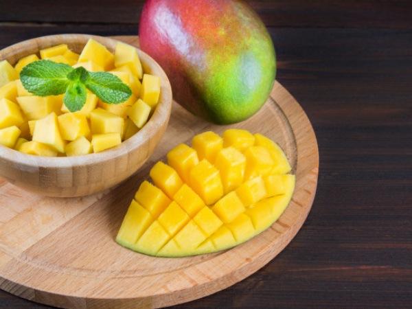 ¿No sabes como se come el Mango? ¡Hazte un batido! 7 Propiedades y Beneficios