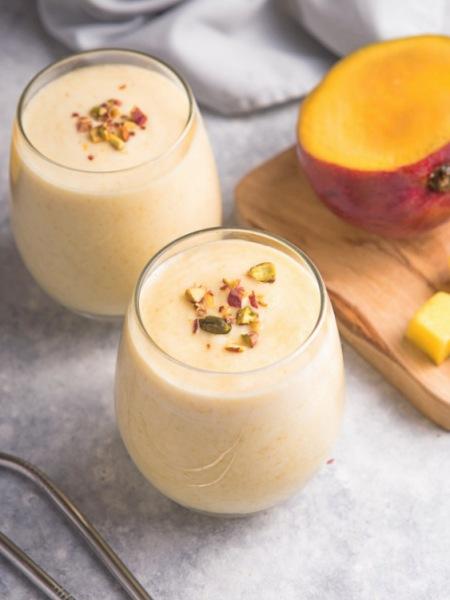Batido de Mango y Yogur