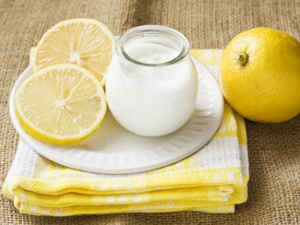 Yogurt y Limón para nuestro batido