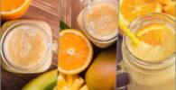 batido de naranja 9 mejores recetas