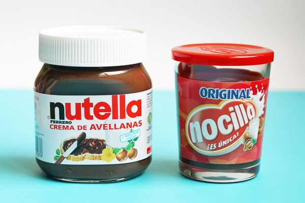 nutella vs nocilla