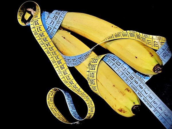 plátano en la dieta