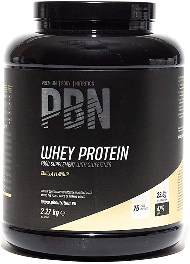 La Opción recomendada calidad precio de proteína post entreno normal o en volumen