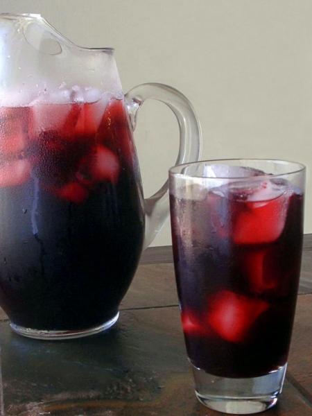 agua de jamaica receta tradicional fácil