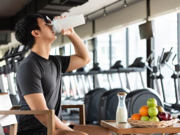 Batidos de proteinas para engordar y ganar masa muscular (especial deportistas)