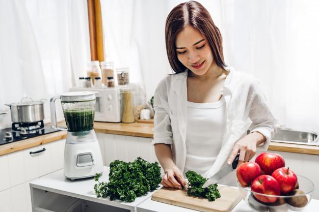 Por qué mezclar Frutas y Verduras