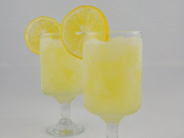 Granizado de Limón Thermomix