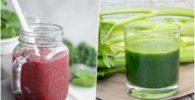 Batidos y Jugos Antioxidantes