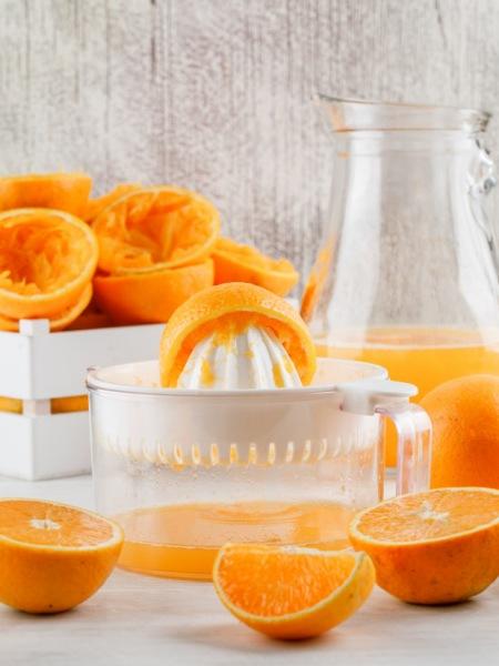 Cómo hacer naranjada