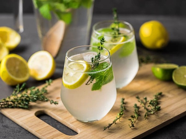 Limonada Sin Azúcar : Light