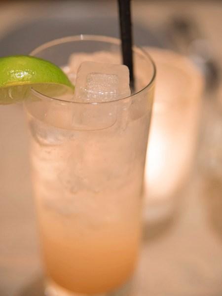 Limonada rosa o pink lemonade