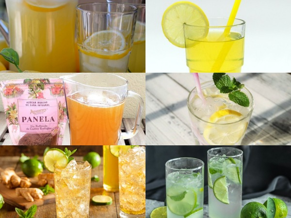 Variedades de Limonada Muy Fáciles de Hacer