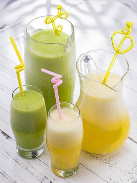 Variantes de zumos y jugos de melon