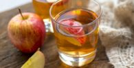 Zumo o jugo de manzana