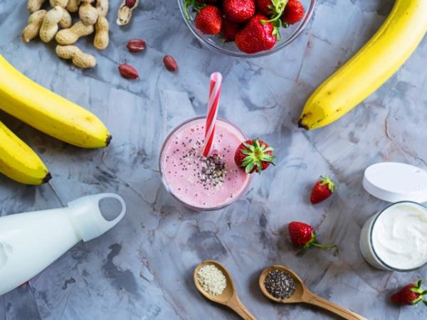 ¿Por qué tomar batidos y licuados altos en proteínas?