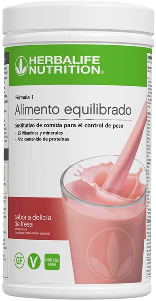 Herbalife - Batido Formula 1 fresa
