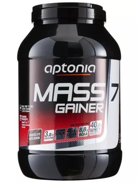 Batidos para engordar Decathlon - Aptonia Mass Gainer 7