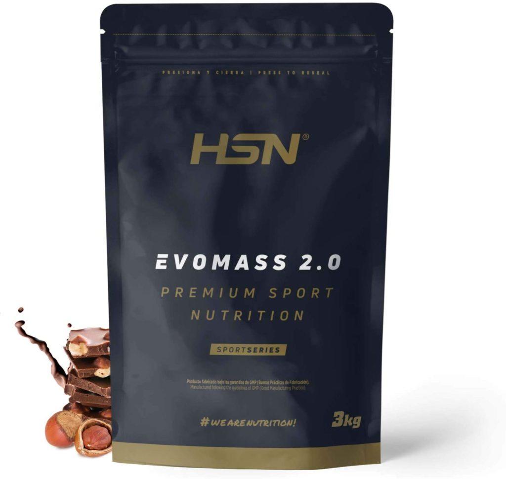HSN - Ganador de Peso y Masa Muscular