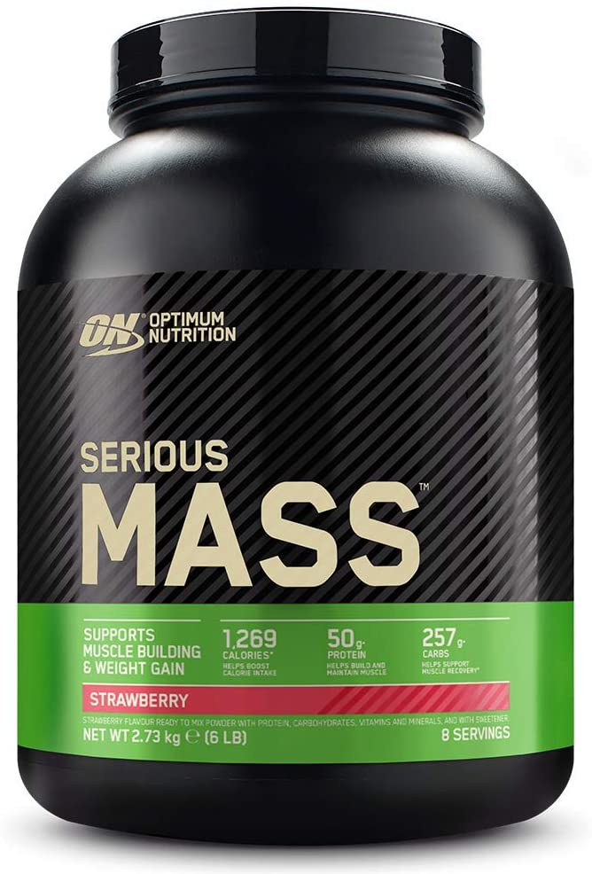 Optimum Nutrition ON - Serious Mass Protein