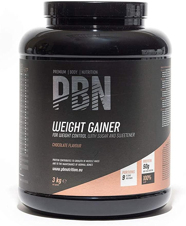 PBN o Premium Body Nutrition - Weight Gainer o Ganador de Peso