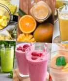 Batidos de frutas