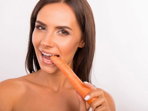El zumo de zanahoria para broncearse es bueno (y pata la piel)