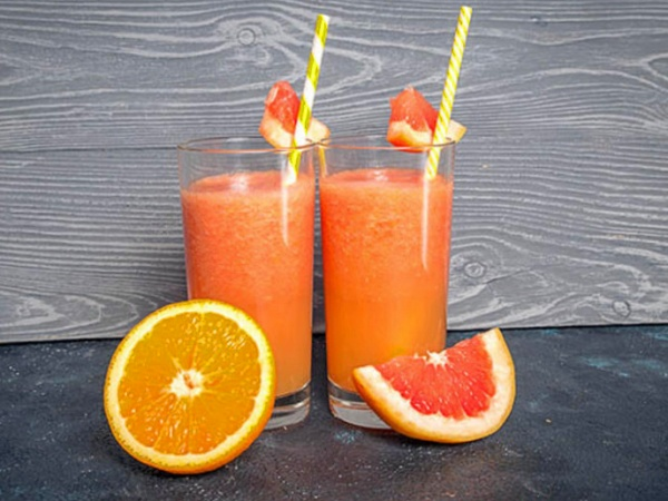 Jugo o Zumo de Naranja y Pomelo 🍊