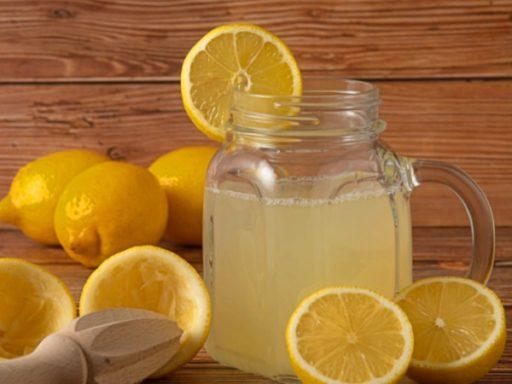 Zumo de Limón Propiedades y Cómo Hacerlo
