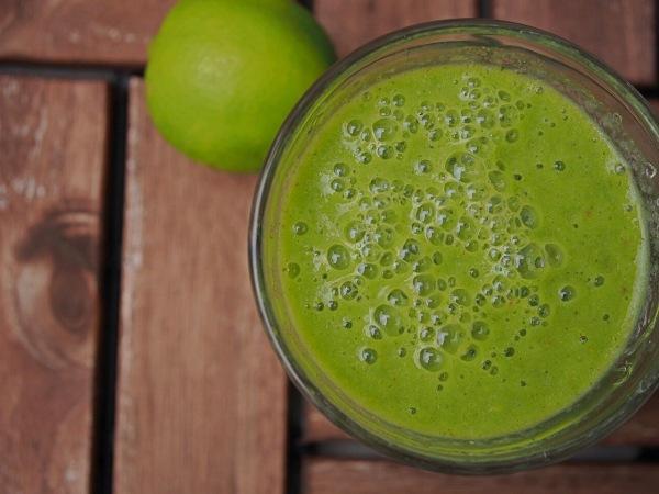 Jugo Verde de Manzana, antioxidante