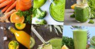 9 Jugos para Desinflamar y limpiar el Estomago